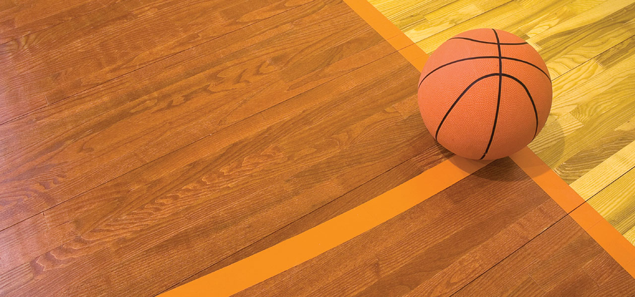 Sports Flooring - Sports Floors - Carolina Wood Floors