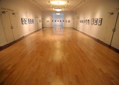 Commercial Floor Hallway