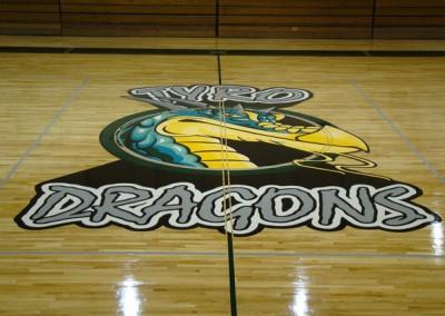 Tyro Middle School, Lexington, NC