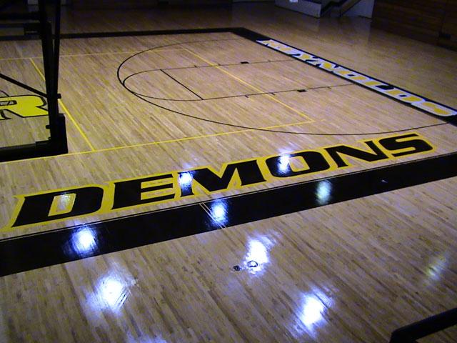 Sports Floors Carolina Wood