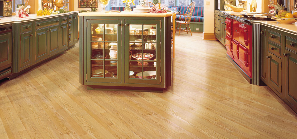 Natural Red Oak - Carolina Wood Floors
