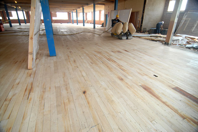 Commercial Floors Carolina Wood Floors