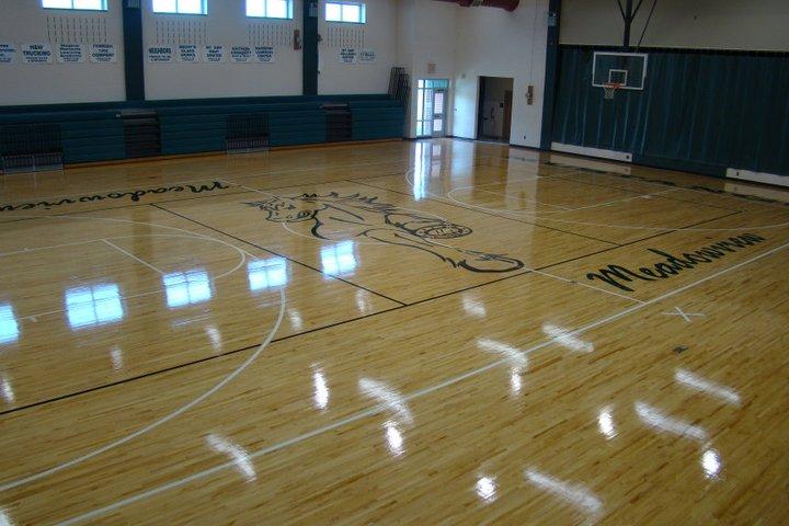 Sports Floors Carolina Wood Floors