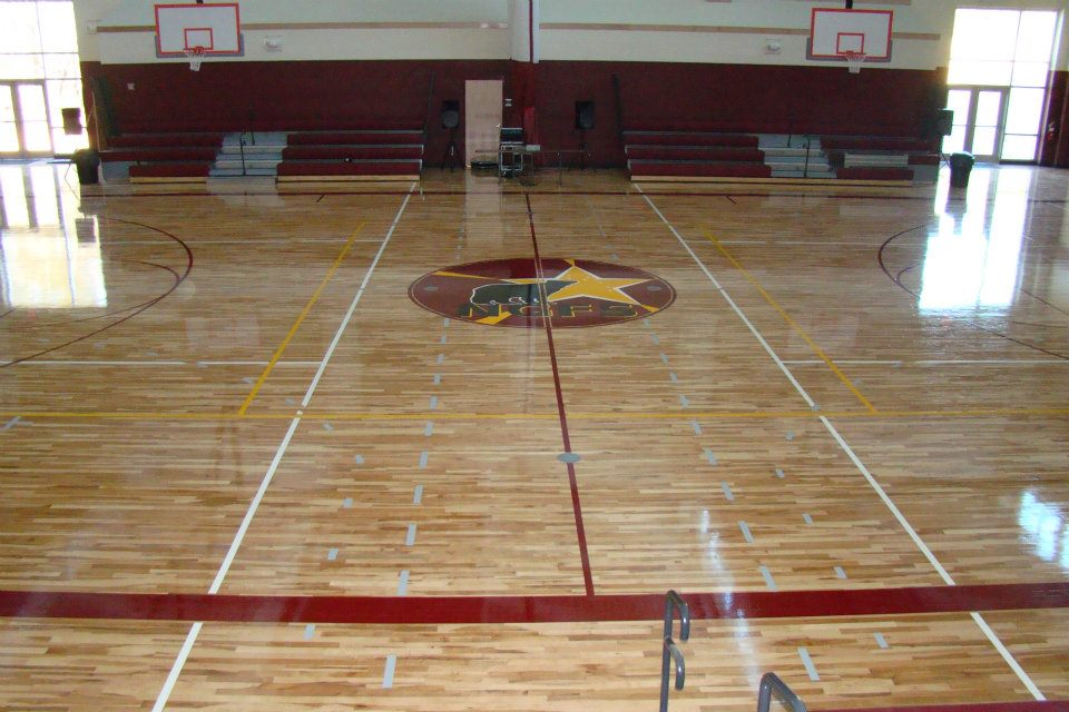 Sports Floors Carolina Wood Floors