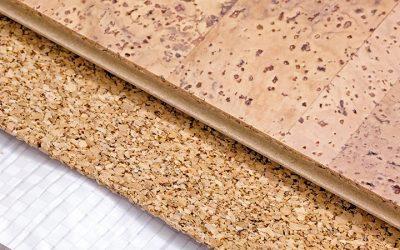 Top Three Benefits of Cork Floors