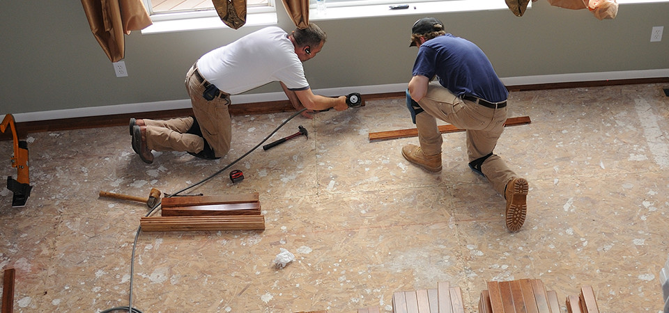 How to Prepare for Your New Hardwood Floor Installation