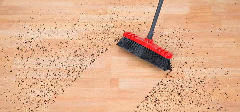 Easy Cleanup With New Flooring Installation