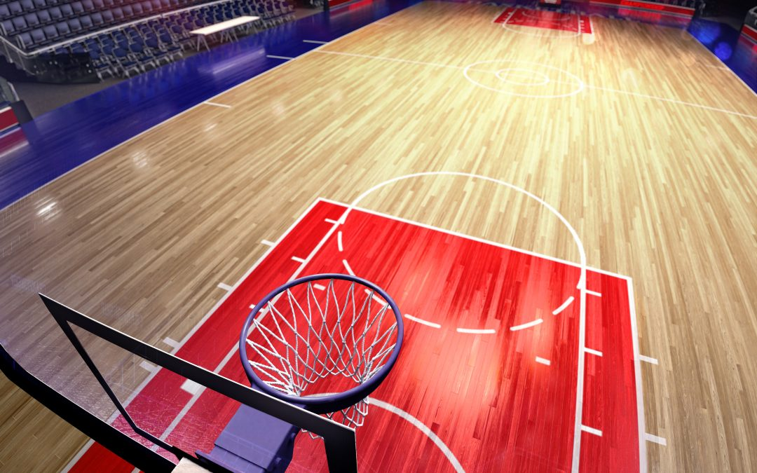 Five Steps to Laying a Sports Floor
