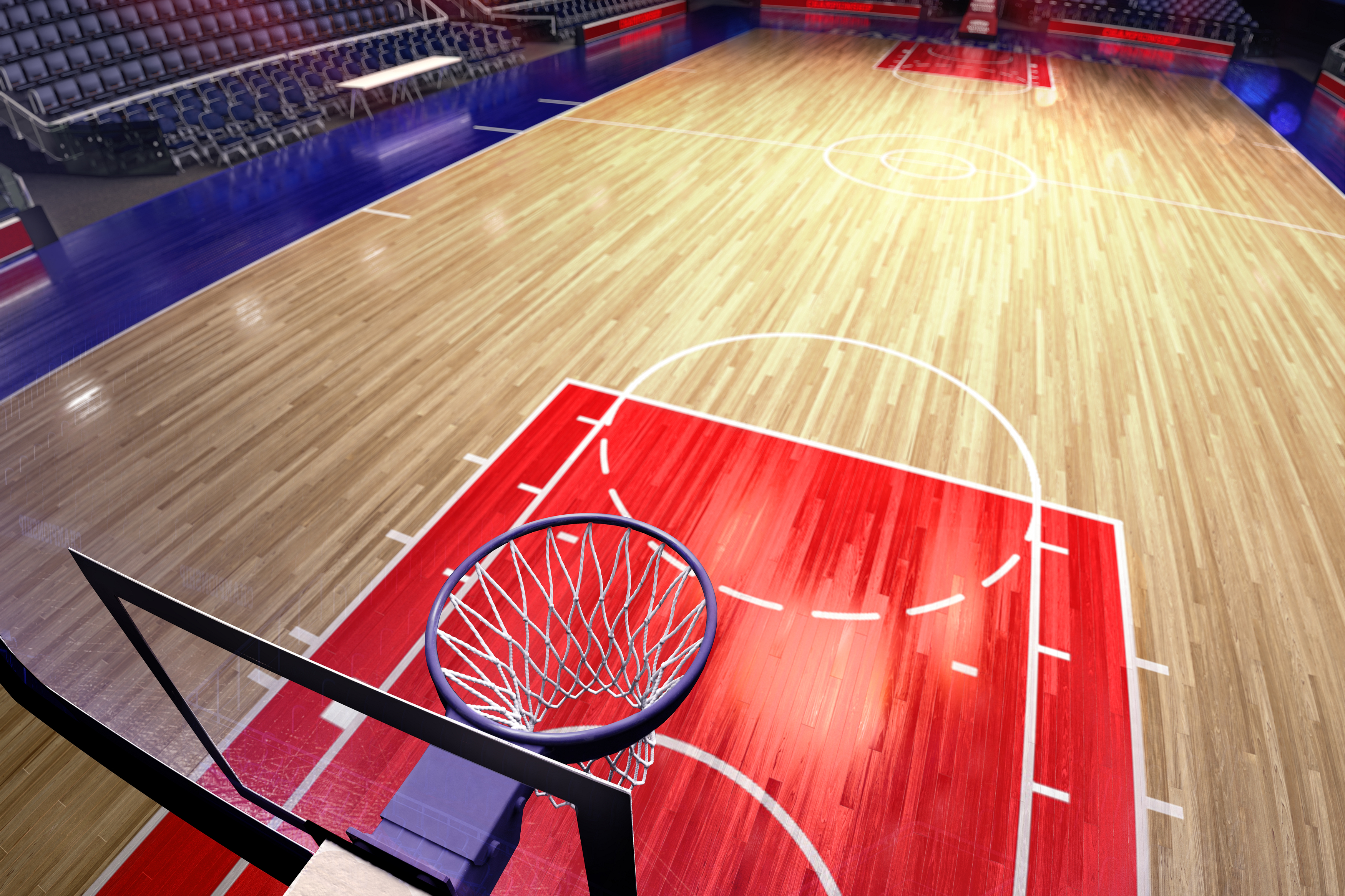 Five Steps To Laying A Sports Floor Carolina Wood Floors