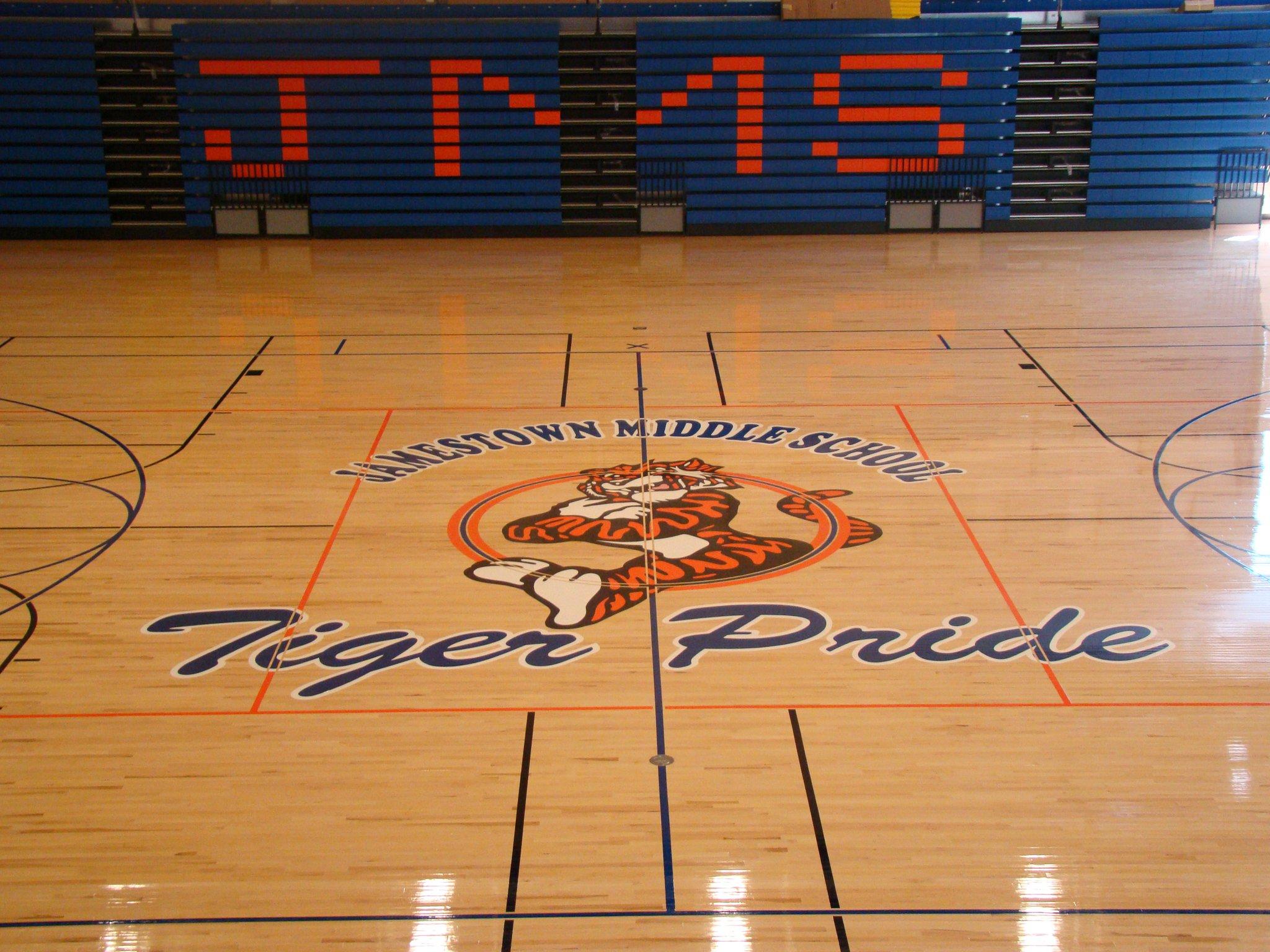 Jamestown Middle School, Greensboro, NC